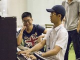 Pianovers Meetup #115 (Bach Themed), Jeremy Foo, and Yu Mu