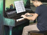 Pianovers Meetup #116, Jeremy Foo playing