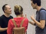 Pianovers Meetup #116, Sng Yong Meng, Coraline Hebert, and Gregoire Bonnin