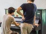 Pianovers Meetup #117, Wang Jiaxin, and Jeremy Foo
