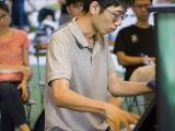 Pianovers Meetup #117, Jonathan Lam performing