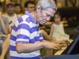Pianovers Meetup #117, Albert Chan performing