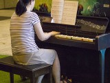 Pianovers Meetup #117, Chung May Ling performing