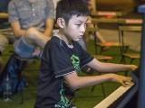 Pianovers Meetup #117,  Barrick Wong performing