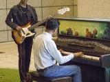 Pianovers Meetup #117, Joshua Peter, and Peter Prem performing