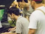 Pianovers Meetup #117, Jonathan Lam, Wang Jiaxin, and Peter Chin