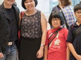 Adam Gyorgy Concert with Pianovers 2019, Sng Yong Meng, Agnes Chi, and her family