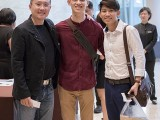 Adam Gyorgy Concert with Pianovers 2019, Sng Yong Meng, Joel Giam, and Gregory Goh