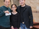 Adam Gyorgy Concert with Pianovers 2019, Victor Pang, Grace Pang, and Sng Yong Meng
