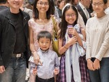 Adam Gyorgy Concert with Pianovers 2019, Sng Yong Meng, Pianover #7 and family