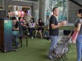 Pianovers Meetup #118, Sng Yong Meng, and Siew Peng