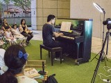 Pianovers Meetup #118, Jeremy Foo performing