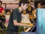 Pianovers Meetup #118, Jonathan Lam performing for us