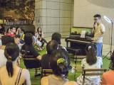 Pianovers Meetup #118, Max Zheng sharing with us