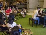 Pianovers Meetup #118, Max Zheng performing