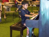 Pianovers Meetup #118, Caelan Koo performing