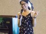 Pianovers Meetup #118, Janice Liew sharing with us