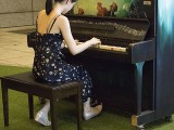 Pianovers Meetup #118, Janice Liew performing