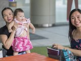 Pianovers Meetup #120, Hoang Thanh Vivian and her family