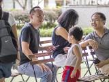 Pianovers Meetup #120, Sng Yong Meng, and Yiyang and his family