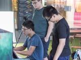 Pianovers Meetup #120, Jeremy Foo, Tey Aik Han, and Xavier Hui