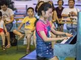 Pianovers Meetup #120, Yap Huan Ching performing