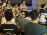 Pianovers Meetup #120, Pek Siew Tin performing