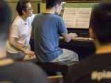 Pianovers Meetup #120, Jeremy Foo performing