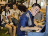 Pianovers Meetup #120, Chris Khoo performing