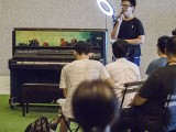 Pianovers Meetup #120, Xavier Hui sharing with us