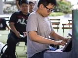 Pianovers Meetup #121, Xavier Hui playing