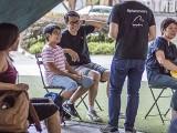 Pianovers Meetup #121, Wesley Chang, Ricky Chang, and Sng Yong Meng