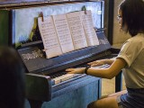Pianovers Meetup #121, Charlene Lee performing