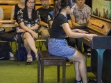 Pianovers Meetup #121, Erika Iishiba performing for us