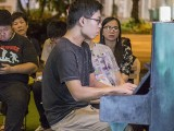 Pianovers Meetup #121, Jeremy Foo performing