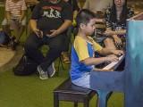 Pianovers Meetup #121, Yiyang performing for us