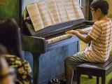 Pianovers Meetup #121, Wesley Chang performing