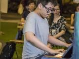 Pianovers Meetup #121, Xavier Hui performing