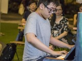Pianovers Meetup #121, Xavier Hui performing