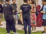 Pianovers Meetup #121, Sng Yong Meng, John, Jeremy Foo, and Nini Zhang