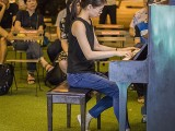 Pianovers Meetup #121, Janice Liew performing