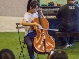 Pianovers Meetup #121, Nini Zhang, and John performing