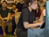 Pianovers Meetup #122, Charmaine Chew performing