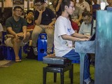 Pianovers Meetup #122, Wang Yifei performing
