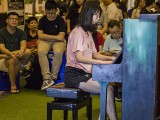 Pianovers Meetup #122, Wang Yiting performing