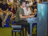 Pianovers Meetup #122, Clemen Ong performing