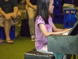 Pianovers Meetup #122, Wang Jia Ling performing