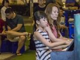 Pianovers Meetup #122, Ng Kai Di, and Tracy Lin performing