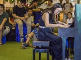 Pianovers Meetup #122, Li Zhijing performing
