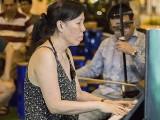 Pianovers Meetup #122, May Ling, and Kelvin Sim performing